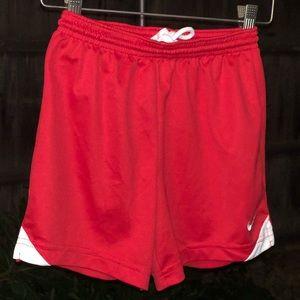 Little boys nike dri-fit basketball shorts
